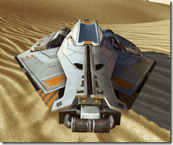 Corellian Stardrive Flash - Front