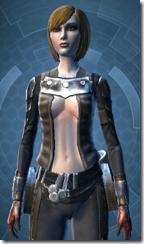 Daring Rogue - Female Close