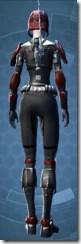 Interceptor - Female Back