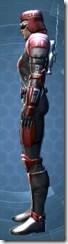 Interceptor - Male Left