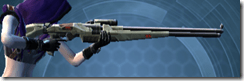 Interstellar Regulator's Sniper Rifle Cresh 2