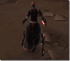 M - Reinforced Matrix Back