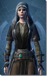 Peacekeeper - Female Close