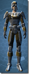 Scout Trooper - Male Front