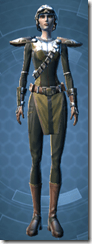 Scrublander - Female Front