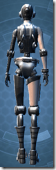 Series 901 Cybernetic - Female Back