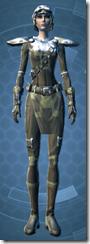 Wastelander - Female Front