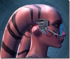 Blue Efficiency Scanner Side
