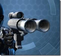 Brutalizer Blaster Pistol 2