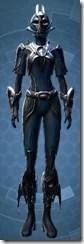 Brutalizer Consular - Female Front
