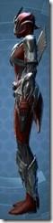 Brutalizer Inquisitor - Female Left