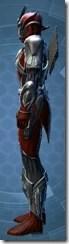Brutalizer Inquisitor - Male Left