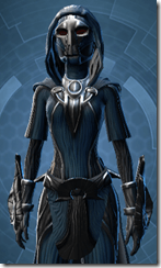 Brutalizer Knight - Female Close