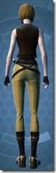 Canderous Ordo - Female Back