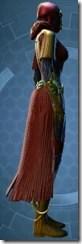 Dread Master Agent - Female Right