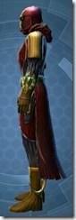 Dread Master Agent - Male Left