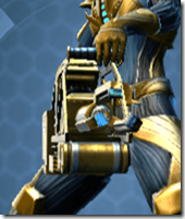 Dread Master Assault Cannon 2