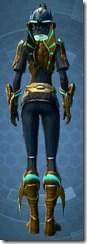 Dread Master Consular - Female Back