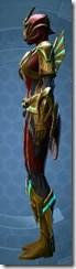 Dread Master Inquisitor - Female Left