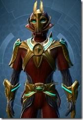 Dread Master Inquisitor - Male Close