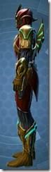 Dread Master Inquisitor - Male Left