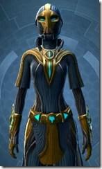 Dread Master Smuggler - Female Close