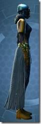 Dread Master Smuggler - Female Right