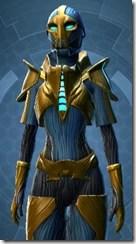Dread Master Trooper - Female Close