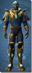 Dread Master Trooper - Male Front