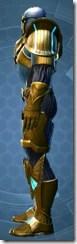 Dread Master Trooper - Male Left