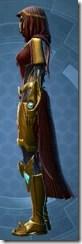Dread Master Warrior - Female Left