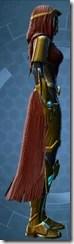Dread Master Warrior - Female Right