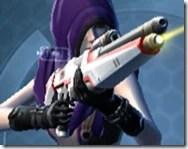 Interstellar Regulator's Blaster Rifle Dorn Front