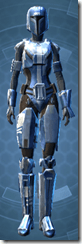 Mandalorian Hunter - Female Front