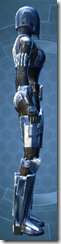 Mandalorian Hunter - Female Right