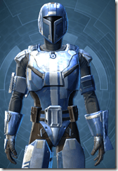 Mandalorian Hunter - Male Close