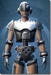 Series 858 Cybernetic - Male Close