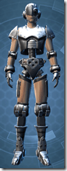 Series 858 Cybernetic - Male Front