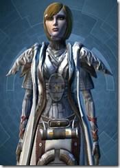 Tattered Mystic - Female Close