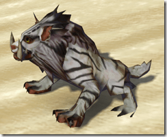 Tundra Nekarr Cat - Side
