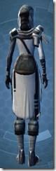Agile Reconnaissance - Female Back