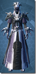 Ceremonial Mystic - Male Front