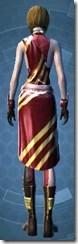 Euphoric Corellian - Female Back