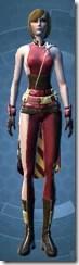 Euphoric Corellian - Female Front