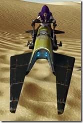 Ikas XK-7 - Front