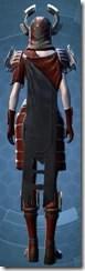 Revered Seer - Female Back