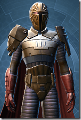 Mandalore the Ultimate - Male Clsoe