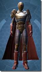 Mandalore the Ultimate - Male Front