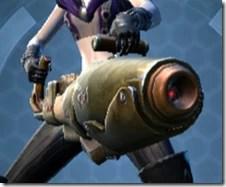Ancient Socorro Assault Cannon Aurek Front