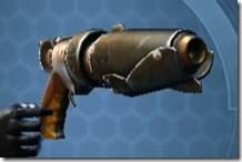 Antique Socorro Blaster Aurek Front